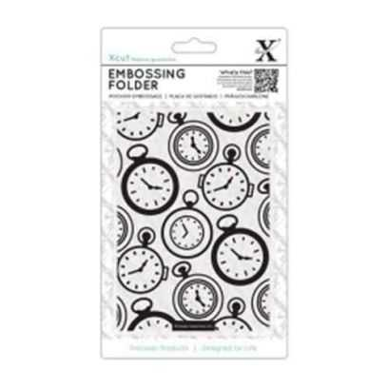 Fustella da Embossing - Pocket Watch