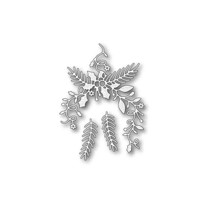 Fustella Corona Invernale - Blissful...
