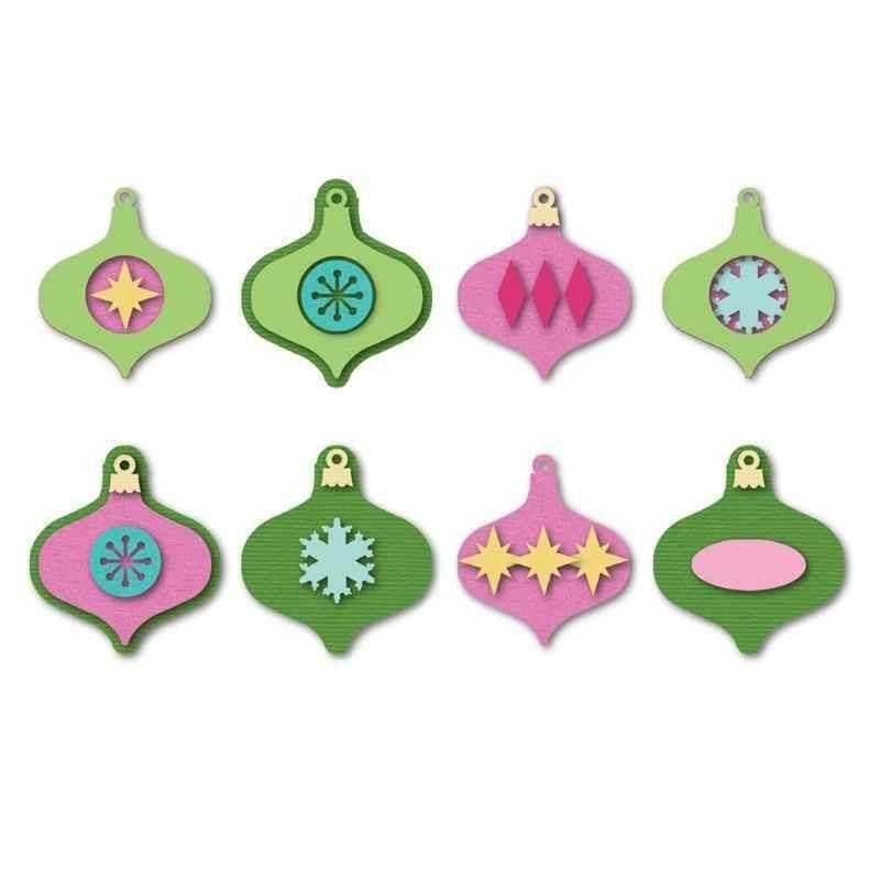 Fustella Ornamenti Natale - Triplits Ornaments - 1