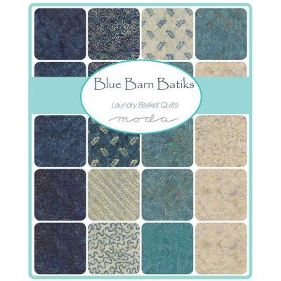 Blue Barn Batiks