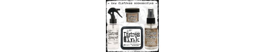 Accessori Ranger Tim Holtz